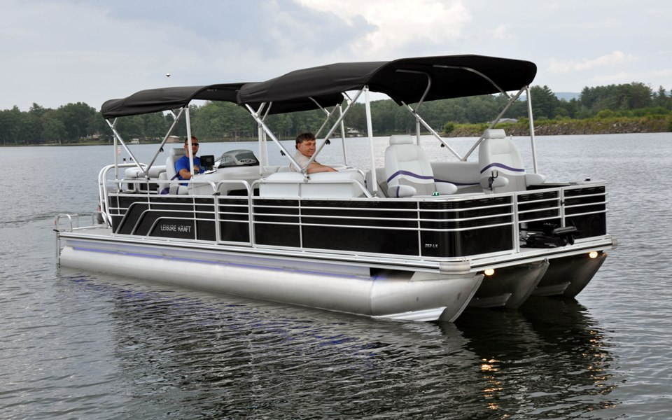 Build a Pontoon