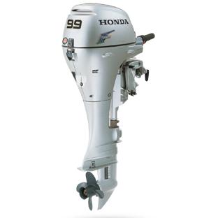 Honda BF9.9 (BF9.9A/D) Parts