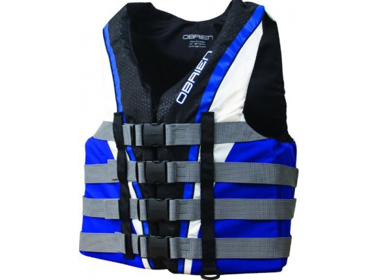 O'Brien Mens 4 belt pro Nylon Life Vest