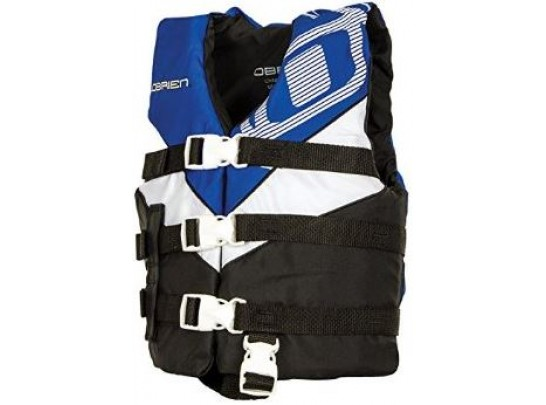 O'Brien Childs Life Vest - Blue/Black