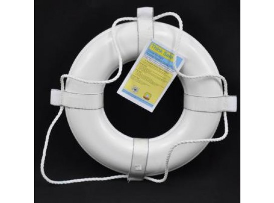 Throw Ring (Life Preserver, Foam Ring Buoy)
