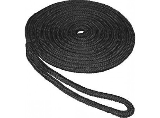 "SeaSense Double Braid Nylon Dock Line 1/2""x15' (SeaSense PN 50013096)"