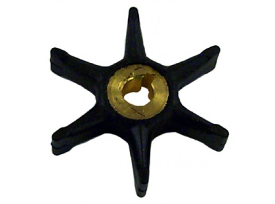 Johnson/Evinrude Outboard Water Pump Impeller 3-7.5 (Sierra 18-3001)