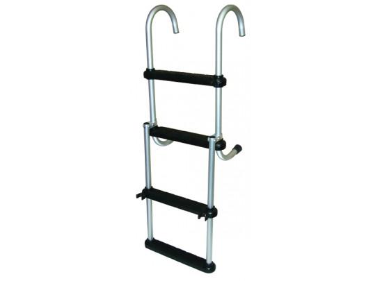 Pontoon Boat 4-Step Ladder