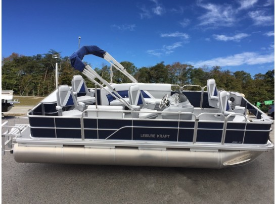 NEW**  20' Challenger Four Seat Fishing Pontoon