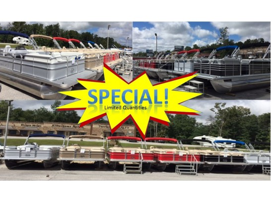 **Special Pricing Event** Pricing based on Motor Choice