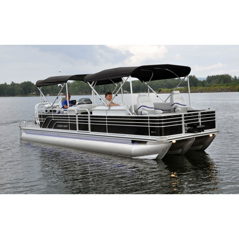 Build a customized Tritoon Pontoon Boat - Leisurekraft