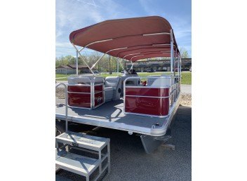 22' Challenger Series Pontoon Boat 2225CS