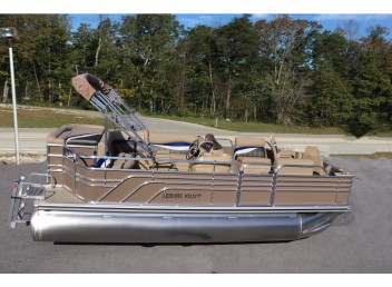 20' Prestige Fishing Pontoon 2025LF