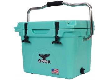 Orca 20qt Cooler- Teal