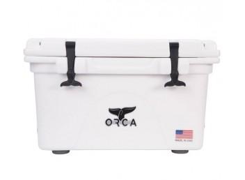 Orca 26qt Cooler - White