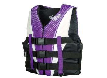 O'Brien Womens 3 Belt Pro Nylon Life Vest
