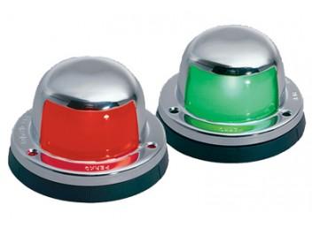 Perko Side Lights (Perko PN 0228DP0CHR)
