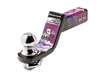 "Master Lock 2"" Ball and Mount Towing Kit 2862AT"