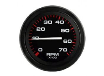 Sierra Amega Gauges - Tachometer 7000 RPM 58255P