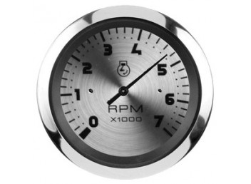 Sierra Sterling Gauges - Tach 7000 RPM 63473P