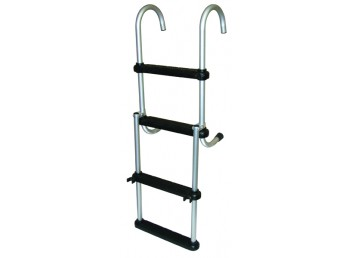 Pontoon Boat 4-Step Ladder