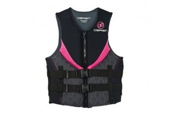 O'Brien Adult Women's Impulse Neoprene Life Vest 2121814 - Pink