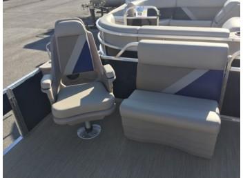 2018 **Discounted** 20' Leisure Kraft fishing pontoon boat