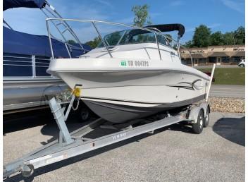2008 Angler 204 Fishing Boat