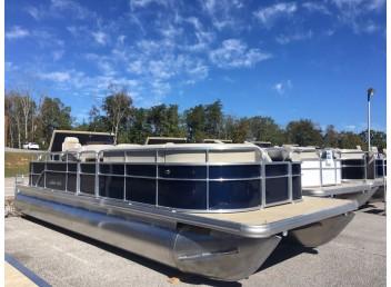 2018 **Discounted** 24' Leisure Kraft pontoon boat
