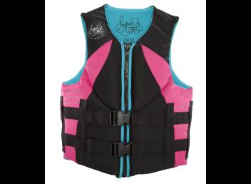 Hyperlite WOMEN'S INDY CGA PINK Life Vest
