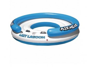 Airhead Lazy Lagoon Inflatable Island