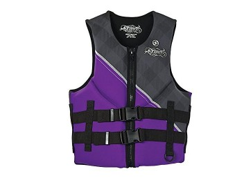 O'Brien Adult Women's Traditional Neoprene Life Vest - Purple