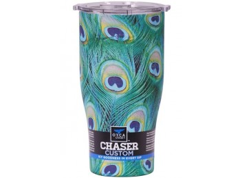Orca 27oz Chaser - Peacock
