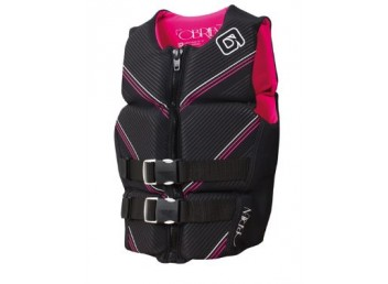 O'BRIEN Adult Ladies Flex V Back Neoprene Life Vest
