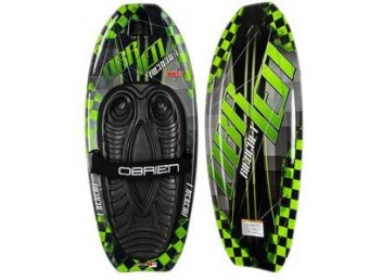 O'Brien Ricochet Kneeboard- Green