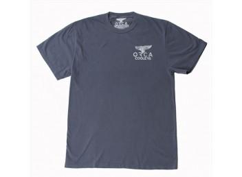 Orca Logo T-Shirt - Slate