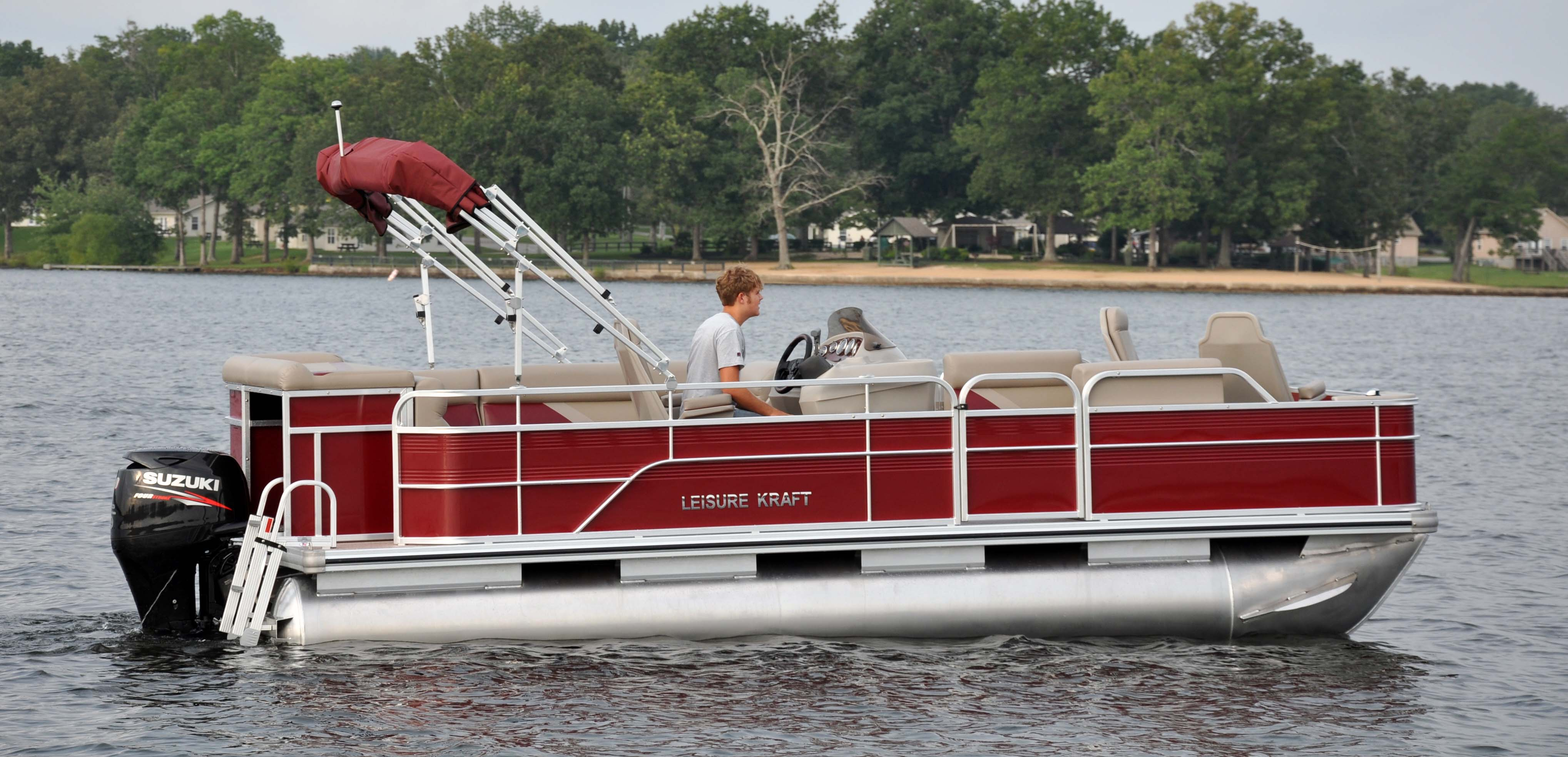 Pontoon Boats Sale: Up to 70% Off | Best Discount Price ...