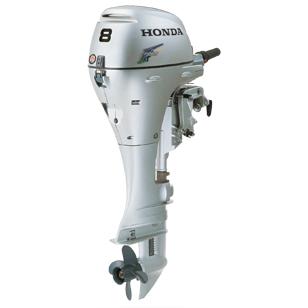 Honda BF8 (BF8A, BF8D) Parts