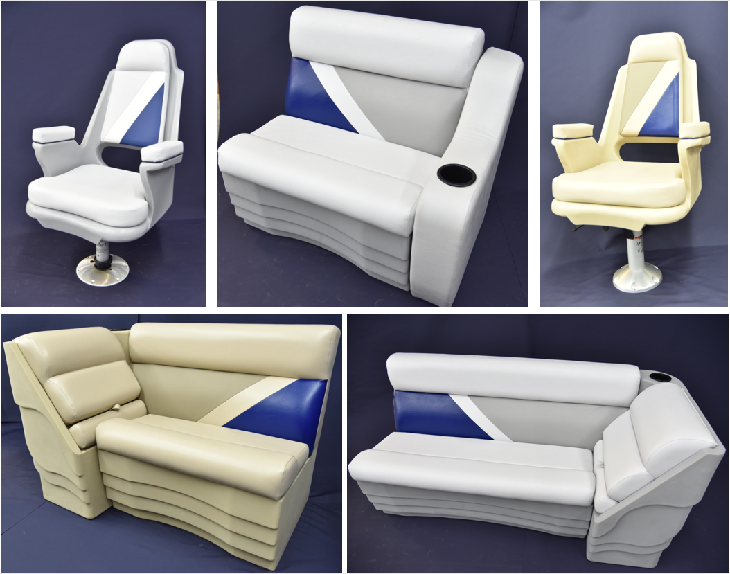 Pontoon Boat Furniture