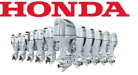 Honda Outboards and Parts