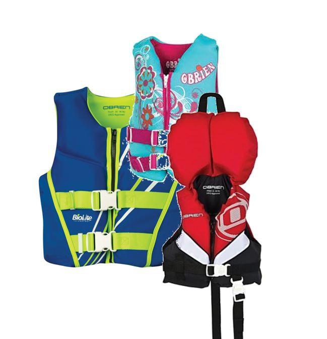 Children's Life Vests