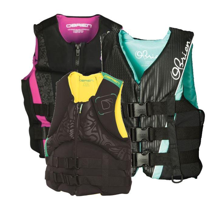 Women's Life Vests