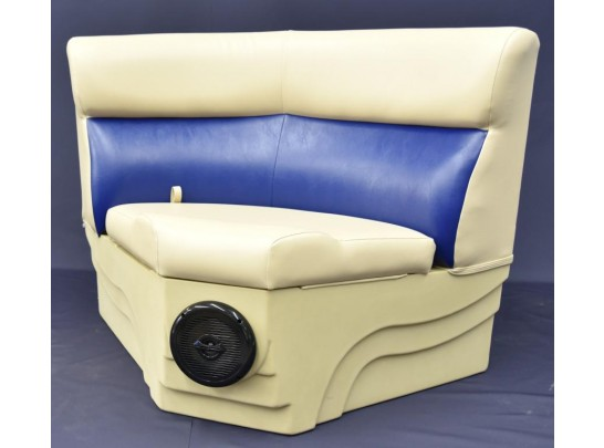 """32"""" Curve Bench Seat"""