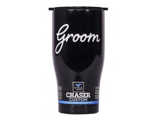 Orca 27oz Chaser - Groom