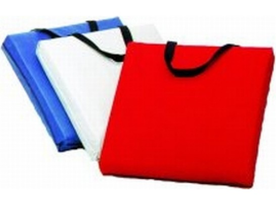 Throw Cushion (Life Preserver) - Blue