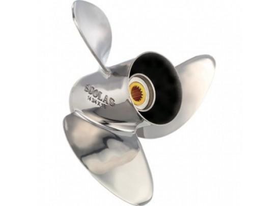 Solas HR Titan Outboard Motor Propeller (Solas PN 3451-139-15)
