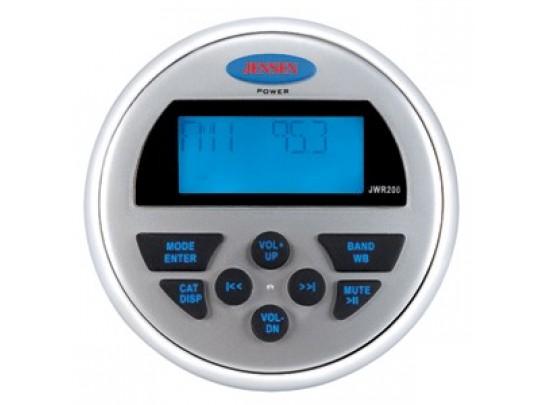 Jensen JWR200 Waterproof Wired Marine Remote