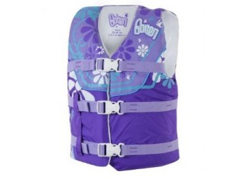 O'Brien Childs Nylon Life Vest - Purple