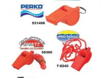 """Perko """"Ball Type"""" Whistle"""