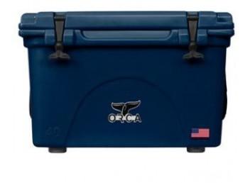 Orca 40 Quart Cooler - Navy