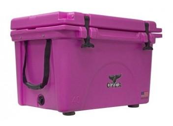 Orca 40qt Cooler - Pink