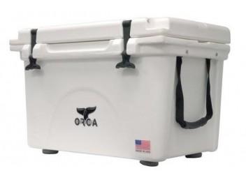 Orca 40qt Cooler - White