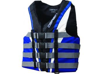 O'Brien Mens 4 belt pro Nylon Life Vest
