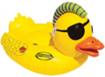 Sportsstuff Punk Duck Pool and Beach Float
